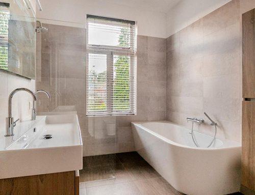 Landelijke badkamer van Bruggink Heelweg